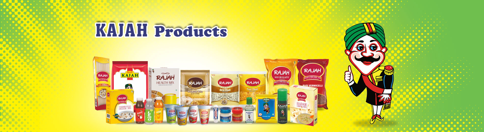 Kajah Products