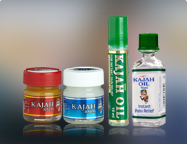 Kajah Balm and Oil